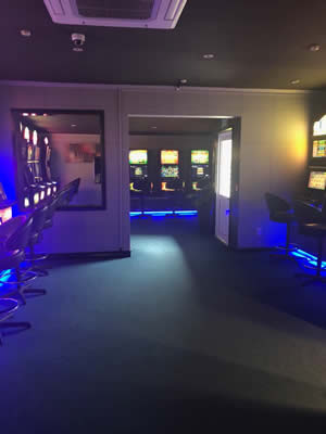 Pokie Gaming Room At Grove Tavern In Marlborough NZ